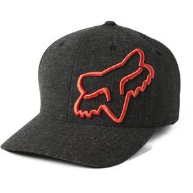 Fox Clouded 2.0 Flexfit Hat Men, black/orange